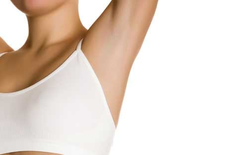Eliminate excessive sweating