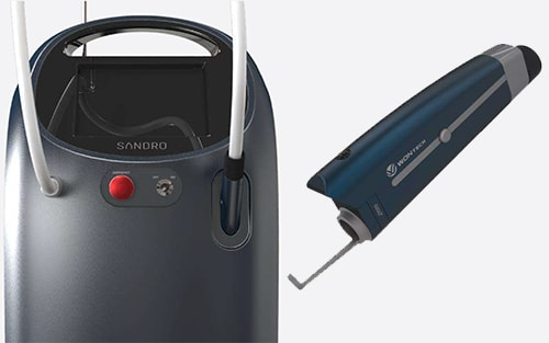 Laser and electric hair removal